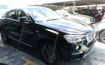BMW X4 2.0